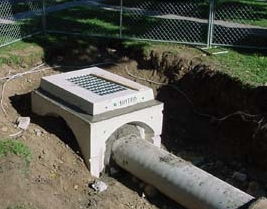 control storm water runoff